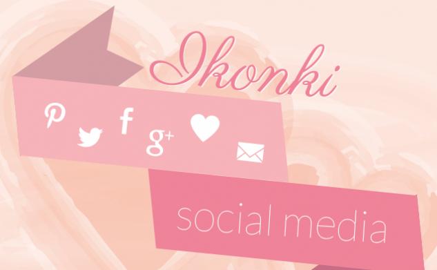 [Dodatki na bloga] Ikonki social media