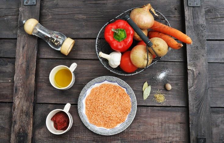 prosta zupa z soczewicy