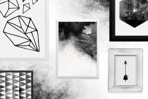 plakaty-czarno-białe-za-darmo