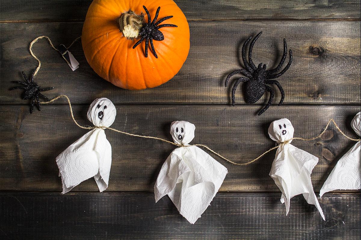 diy-halloween-garland