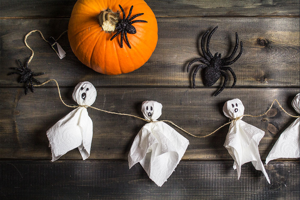 diy-halloween-garland