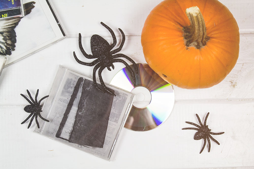Muzyka na Halloween — składanka 2016