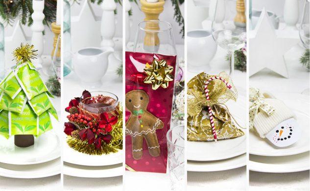 5 pomysłów DIY na świąteczny upominek dla gości