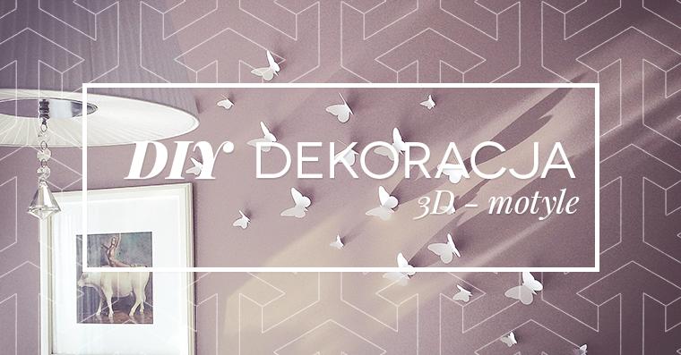 [DIY] Dekoracja ściany w 3D – sypialnia w stylu Gossip Girl