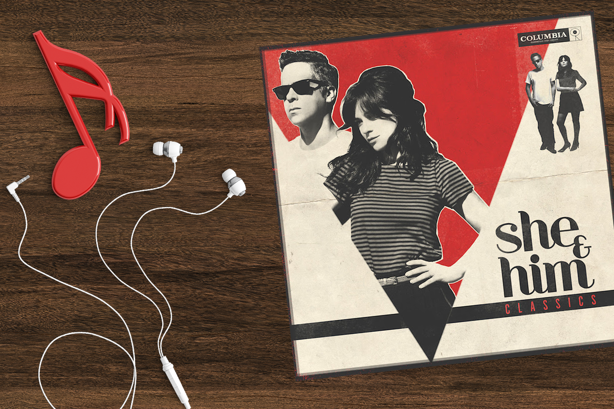 Po okladce #1, She & Him — Classics