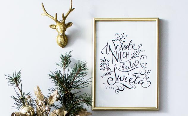 Plakaty świąteczne – 3 grafiki do pobrania
