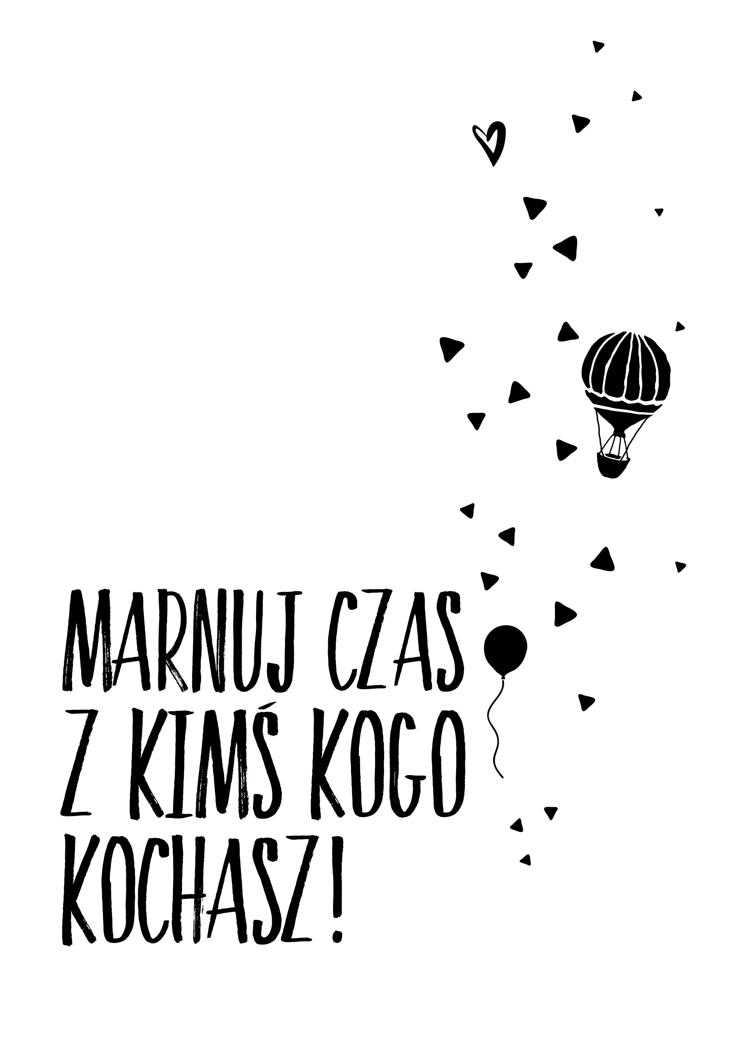 Plakaty Motywacyjne Po Polsku Mega Paczka My Pink Plum