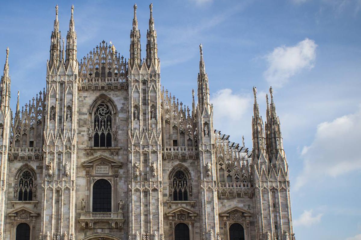 Zwiedzanie Mediolanu #1 — moda, sztuka i zabytki
