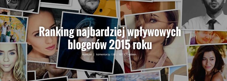 ranking-wplywowych-blogerow