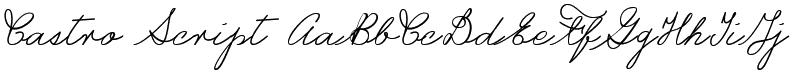 Castro Script