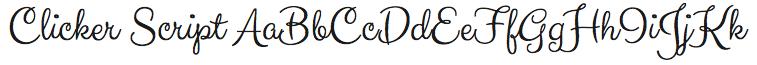 clicker-script
