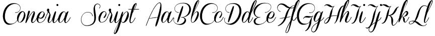 coneria-script