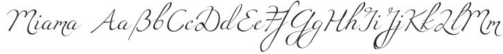 miama-font