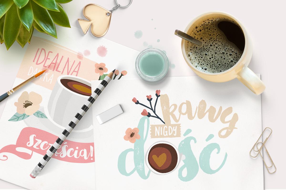 Obrazki dla kawoszy — do druku