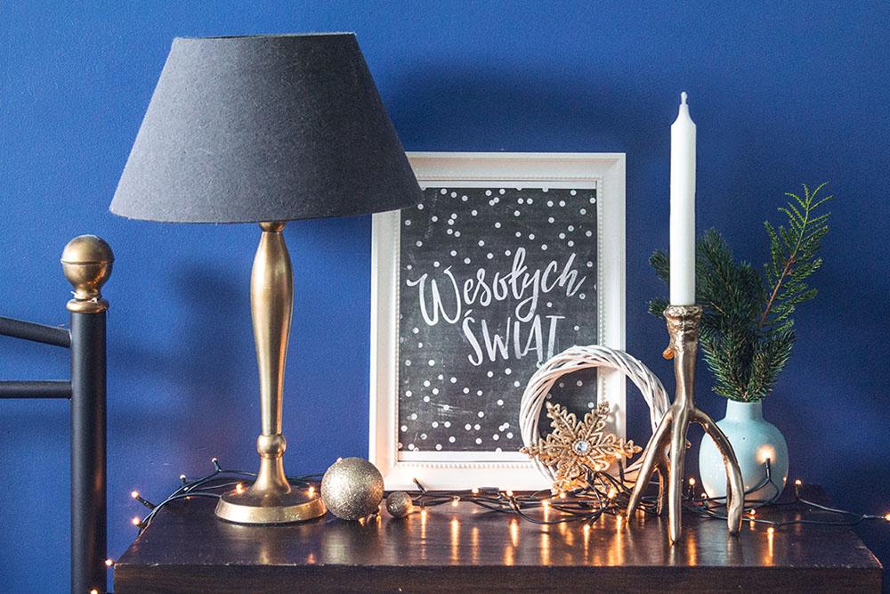 Zimowe plakaty na święta