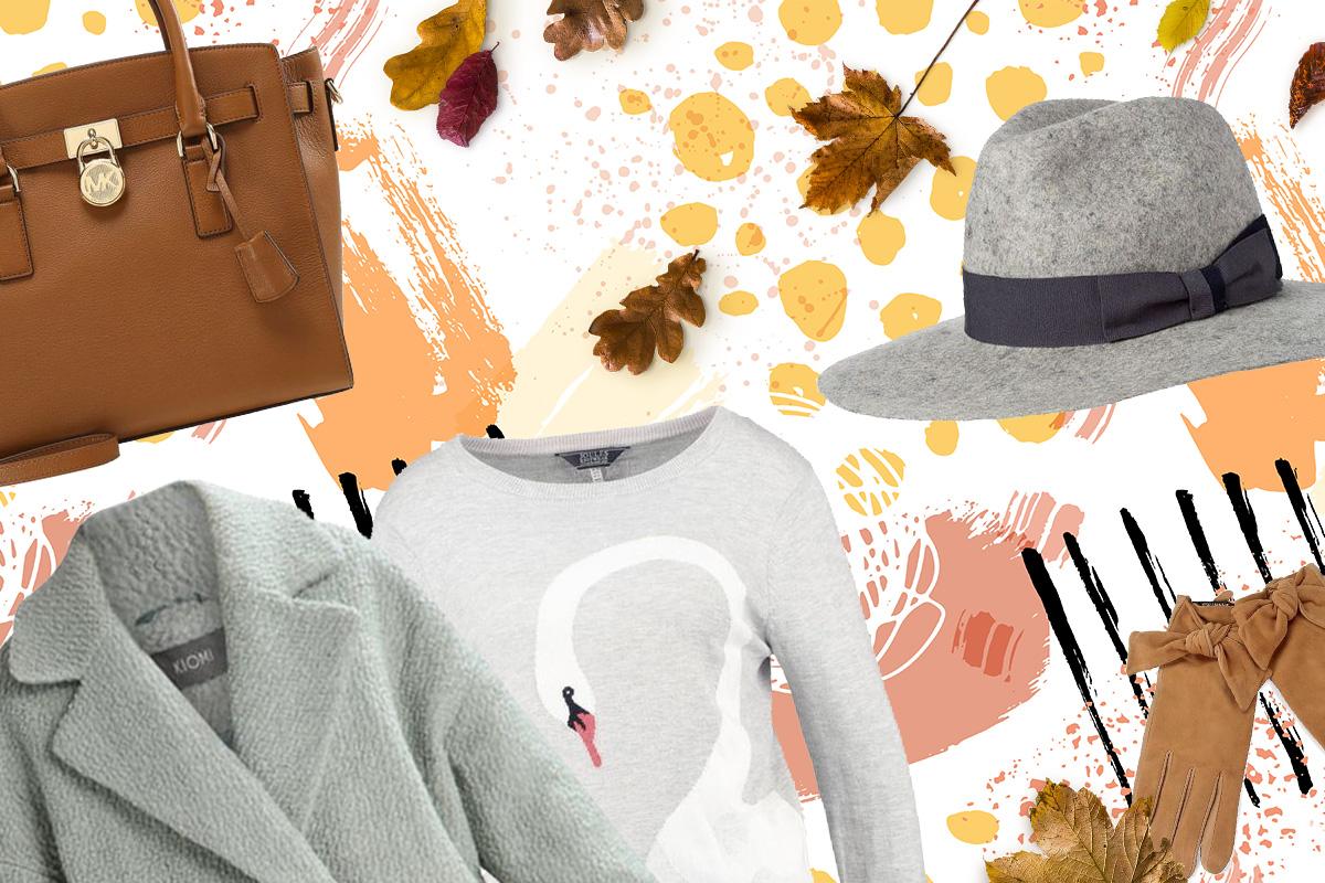 3 stylówki na jesień