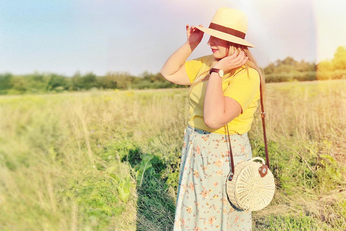 Modne torebki wiklinowe — złoto mojego regionu