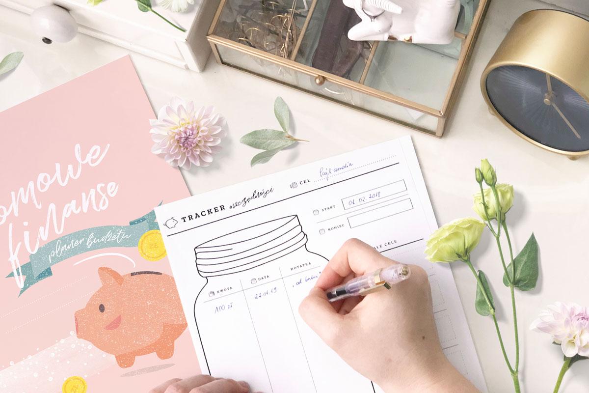 Planer domowego budżetu – 22 szablony druku