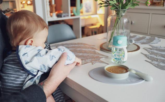 Rozszerzanie diety malucha — przydatne gadżety na początek