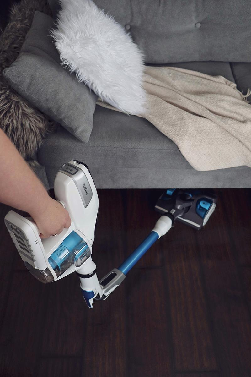 Tefal Aqua Flex myjący odkurzacz bezprzewodowy