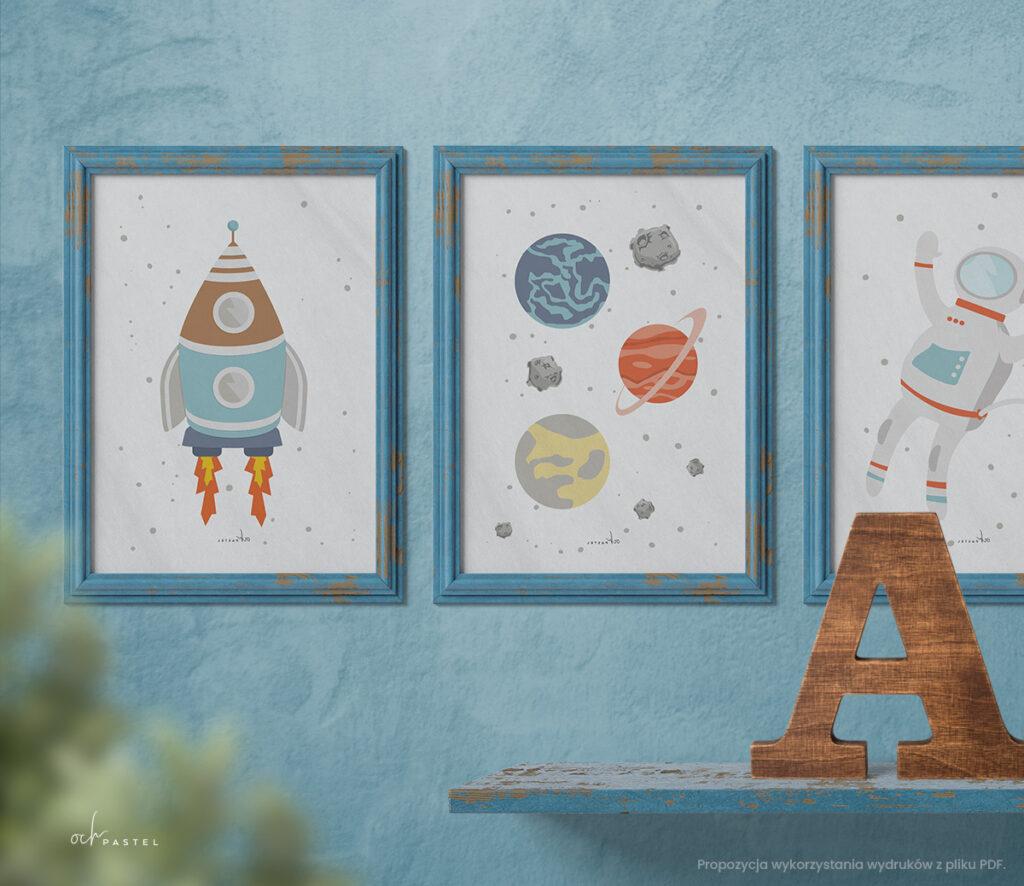 plakaty dla dzieci do druku
